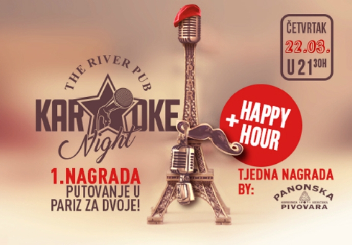 Studentske Karaoke by Panonska @ River pub