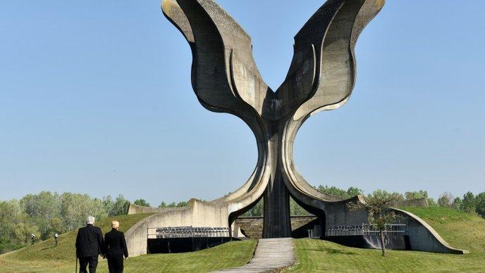 Predsjednica odala počast žrtvama Jasenovca