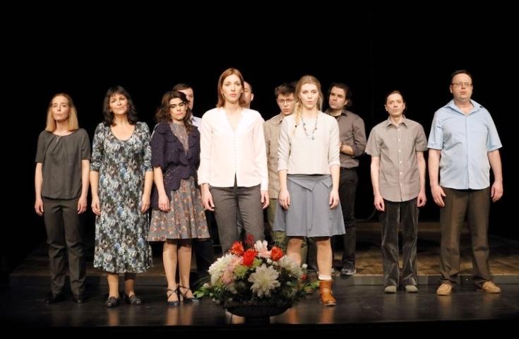 """Kazališna predstava """"Kao na nebu"""" u Opatiji"""