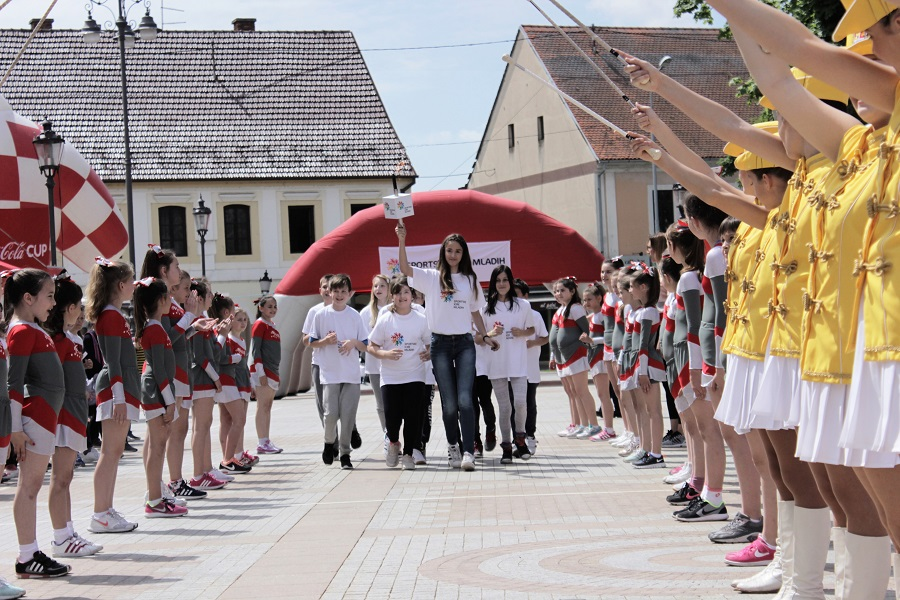 Turneja radosti Plazma Sportskih igara mladih stiže u Krk