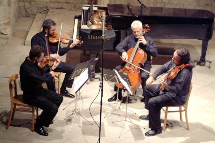 """Koncert kvarteta Tartini u """"Zajcu"""""""