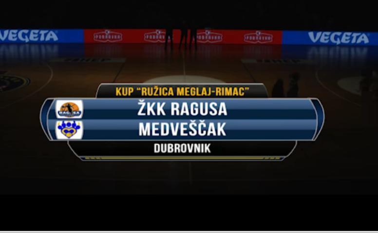 Košarkašice Medveščaka osvojile Kup Ružica Meglaj-Rimac