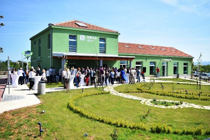 Otvoren novi posjetiteljski centar u Laškovici, NP Krka