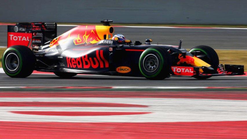 Ricciardo slavio na VN Formule 1 u Šangaju