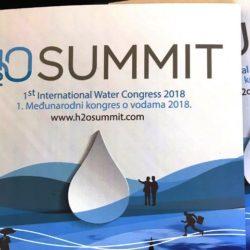 Svečano otvoren H2O SUMMIT / Međunarodni kongres o vodama