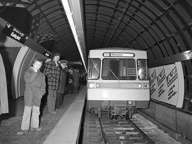 Bečki Dan podzemne željeznice – raj za trainspottere