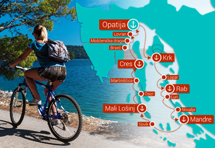 Cycle and Cruise Opatija