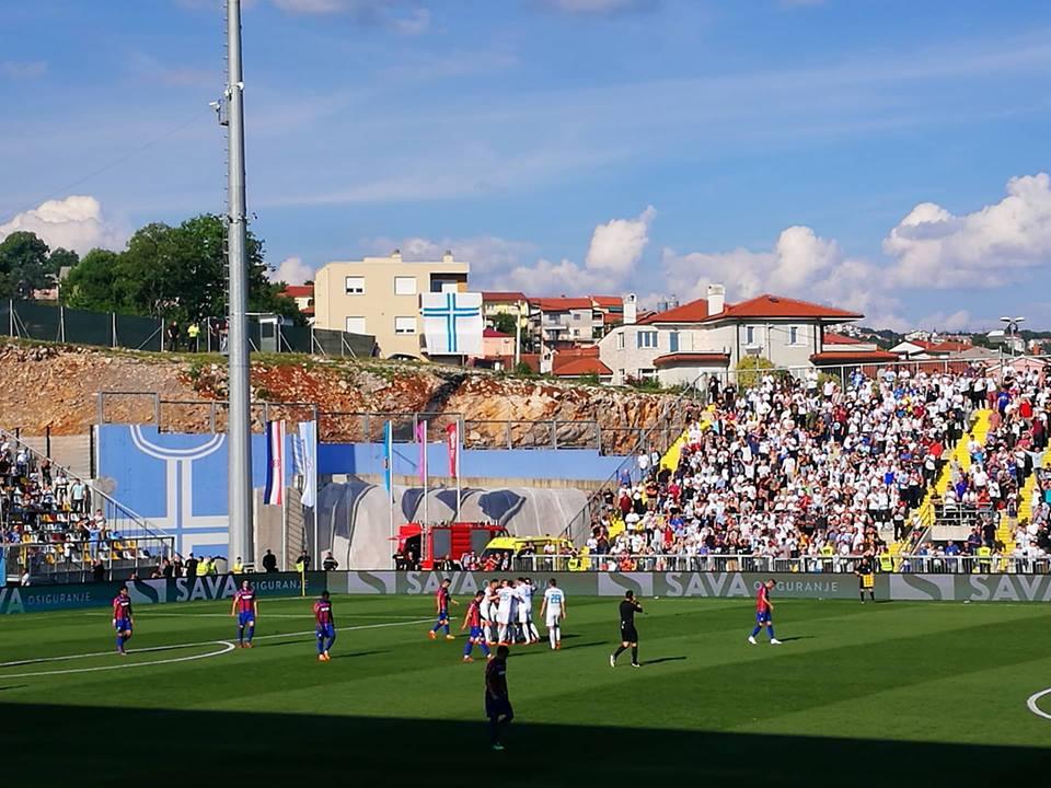 Jadranski derbi: Rijeka pobijedila Hajduk i potvrdila drugo mjesto
