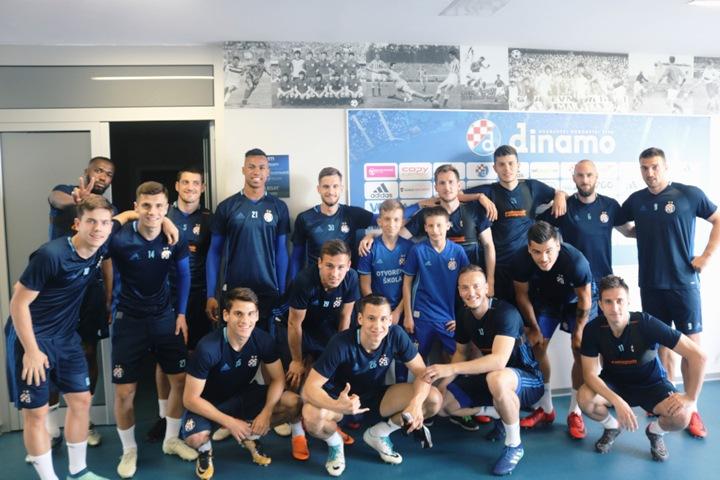 Dinamo u osmini finala Europske lige!