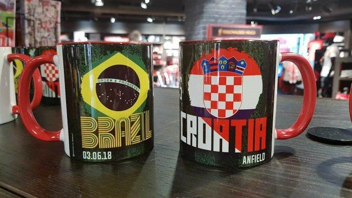 Liverpool spreman za dvoboj Hrvatske i Brazila