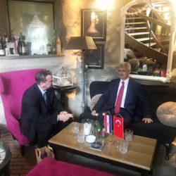 Prijem novog turskog veleposlanika na Trsatskom kaštelu