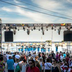 Počeo prvi Krk Music Fest na Krku