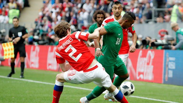 Rusija otvorila pobjedom svjetsko nogometno prvenstvo