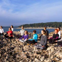 Yoga Day u Malom Lošinju
