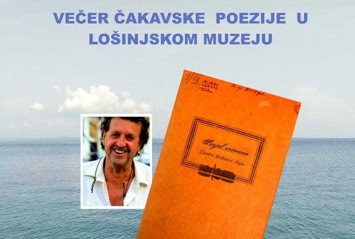Večer čakavske poezije u Lošinjskom muzeju