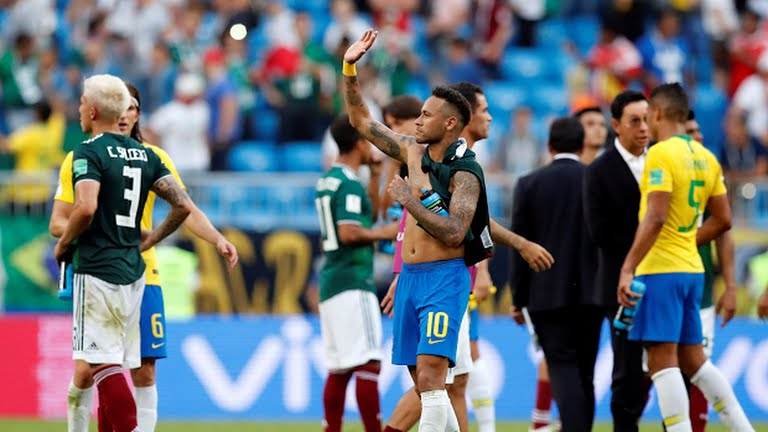 Brazil u četvrtfinalu golovima Neymara i Firmina