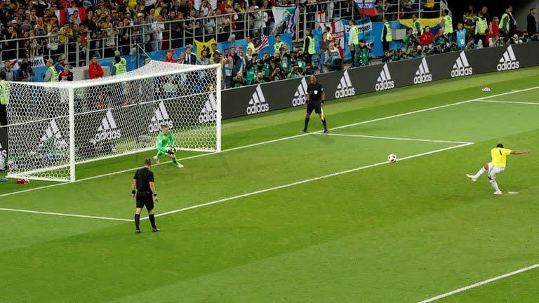 Englezi do četvrtfinala nakon ruleta jedanaesterca