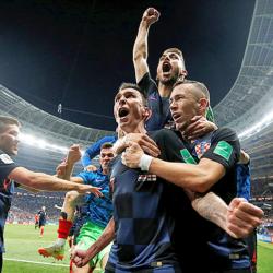 FIFA: Hrvatska i dalje četvrta reprezentacija svijeta