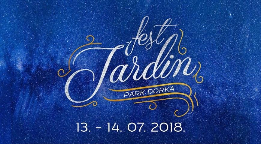 Marko Tolja i Natali Dizdar na prvom Jardin festu u gradu Rabu