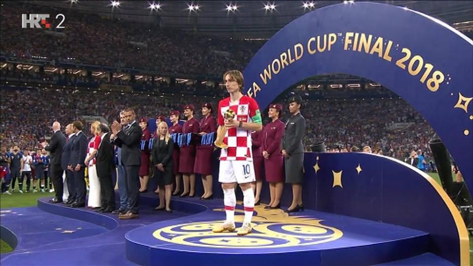Luka Modrić zarađuje 5.8 milijuna kuna mjesečno