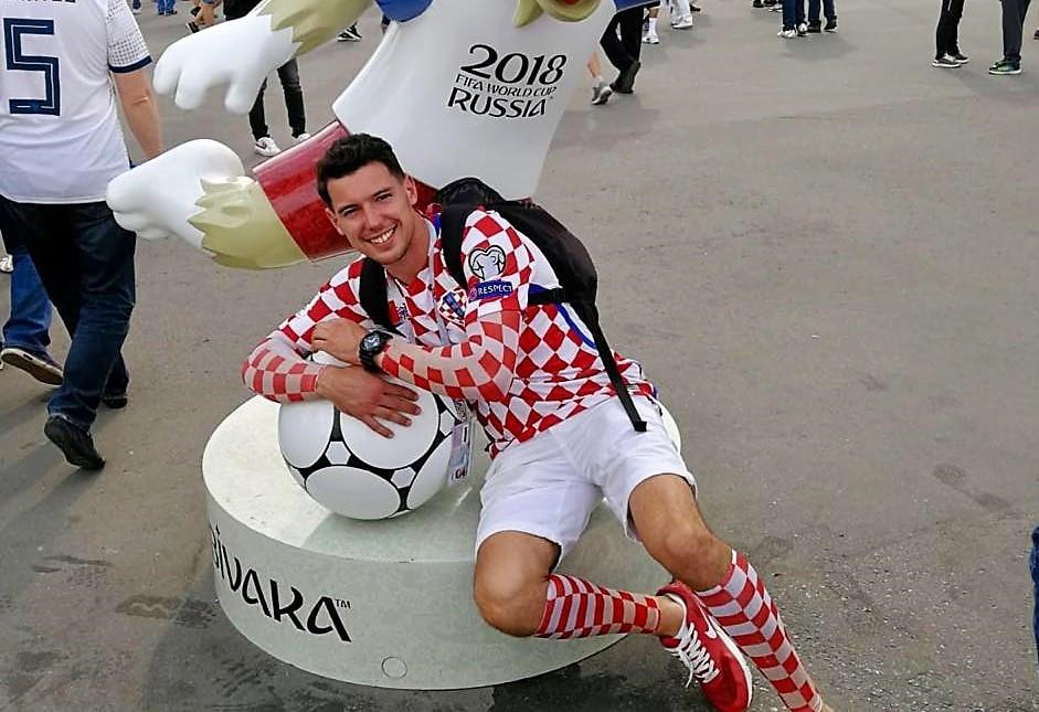 Hrvatski navijači oduševili svijet