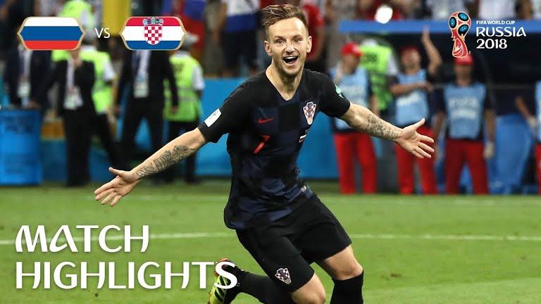 Hrvatska među četiri najbolje reprezentacije svijeta