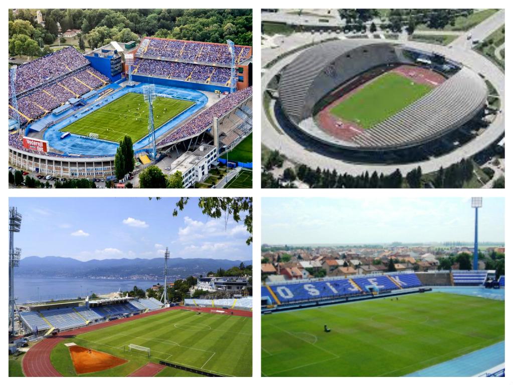Veliko NE jednom nacionalnom stadionu.
