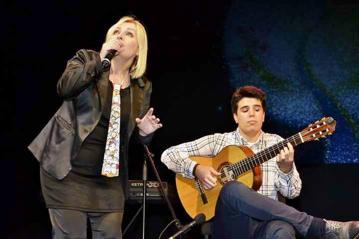 Koncert Vivien Gallette & Natka Štiglića na Trsatskoj gradini