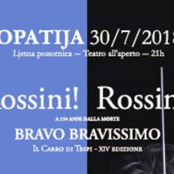 "Koncert ""Rossini! Rossini! Bravo, bravissimo!"""