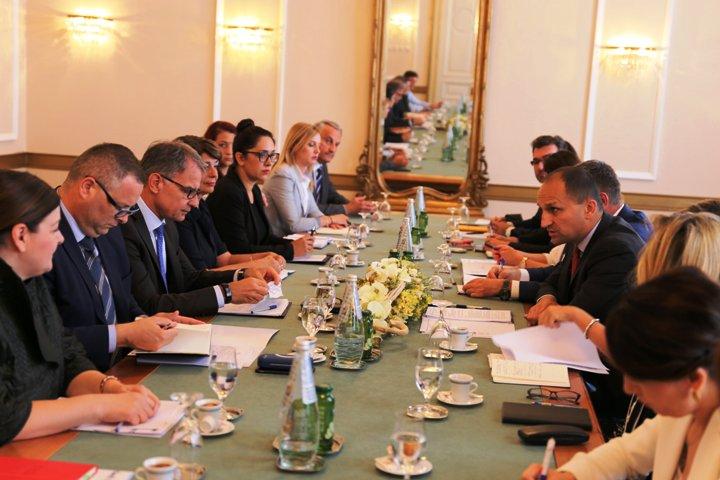 """Potpisan Sporazum o suradnji na kreiranju i promociji turističkog branda """"Slavonija"""""""