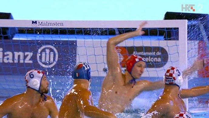 Vaterpolisti pobjedom nad Italijom do bronce na Europskom prvenstvu