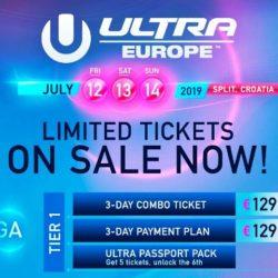 Festival ULTRA Europe završio u velikom stilu