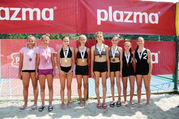 Hrvatska ima prvake u odbojci na pijesku