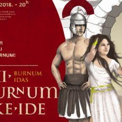 XII. burnumske igre u NP Krka