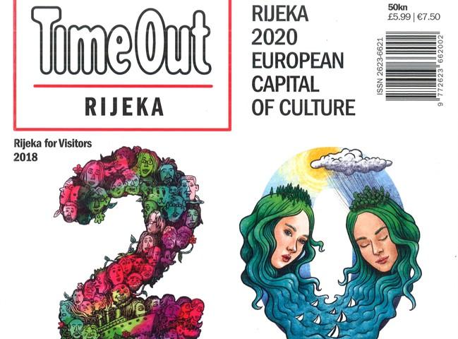 Rijeka ima novi turistički vodič – Time Out