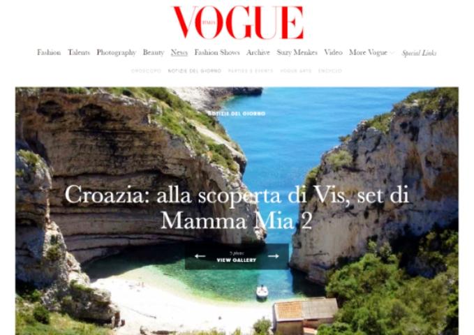 Ususret Ferragostu Hrvatska u fokusu talijanskih medija
