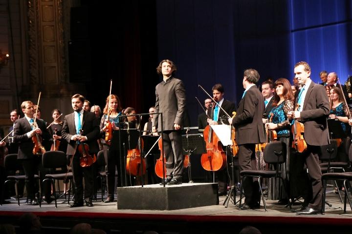 Inauguracijski koncert novog šefa dirigenta orkestra riječke Opere