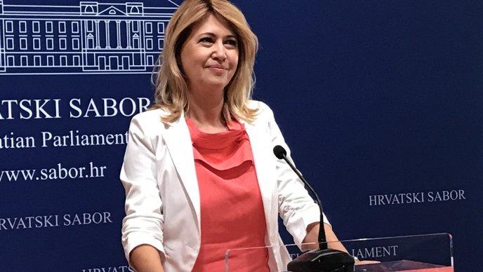Milanka Opačić napušta SDP