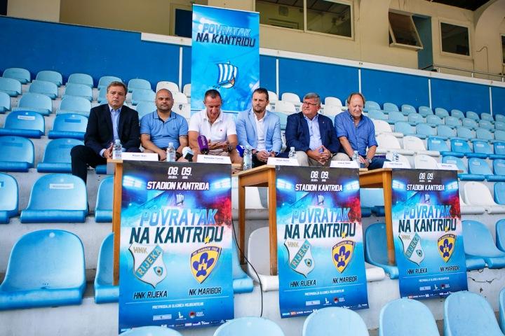 """Povratak na Kantridu"""" na jedan dan HNK Rijeka vraća se u svoj stari dom"""