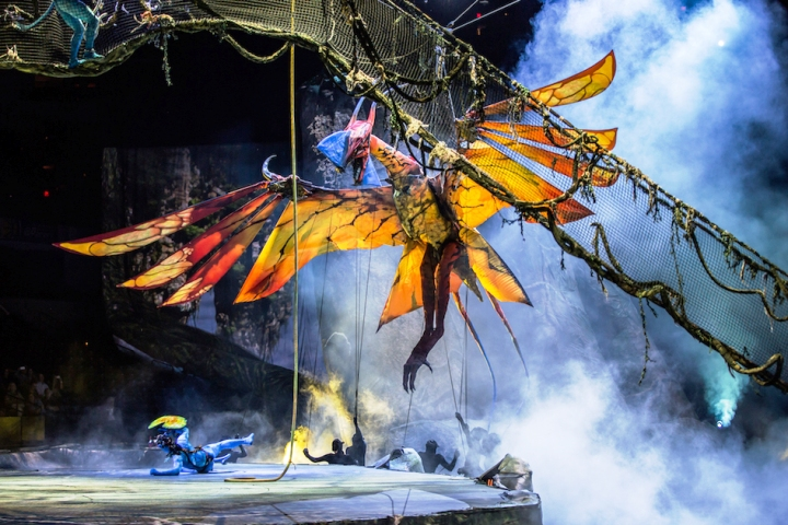 Zagreb ovacijama pozdravio čudesni Cirque du Soleil