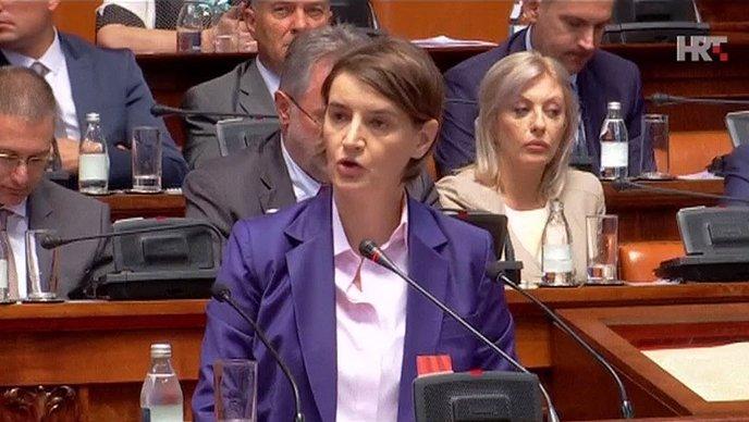 Srbija još nije spremna za članstvo u Europskoj uniji