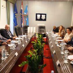 Delegacija Radne skupine S&D Europskog parlamenta posjetila PGŽ
