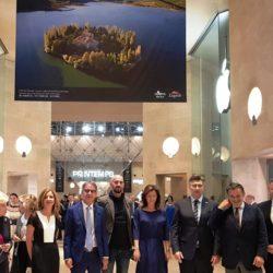 """Hrvatska po prvi put u povijesti predstavljena u prestižnom pariškom muzeju """"Carrousel du Louvre"""""""