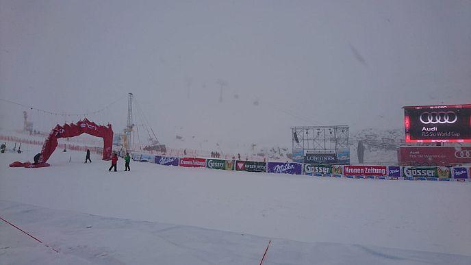 Zbog loših vremenskih uvjeta u Söldenu otkazan veleslalom skijaša