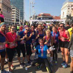 Mnoštvo osobnih rekorda na 27. Zagrebačkom maratonu!