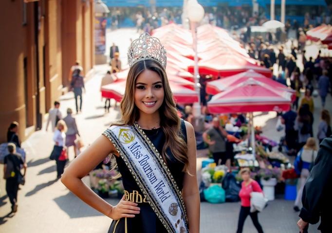 Najljepša žena svijeta posjetila je Zagreb, a sve kako bi najavila VELIKI SPEKTAKL u Hrvatskoj