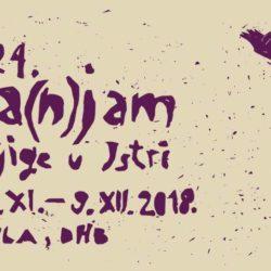 24. Sa(n)jam knjige u Istri započinje s nobelovcem