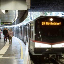 Beč slavi 40 godina postojanja podzemne željeznice