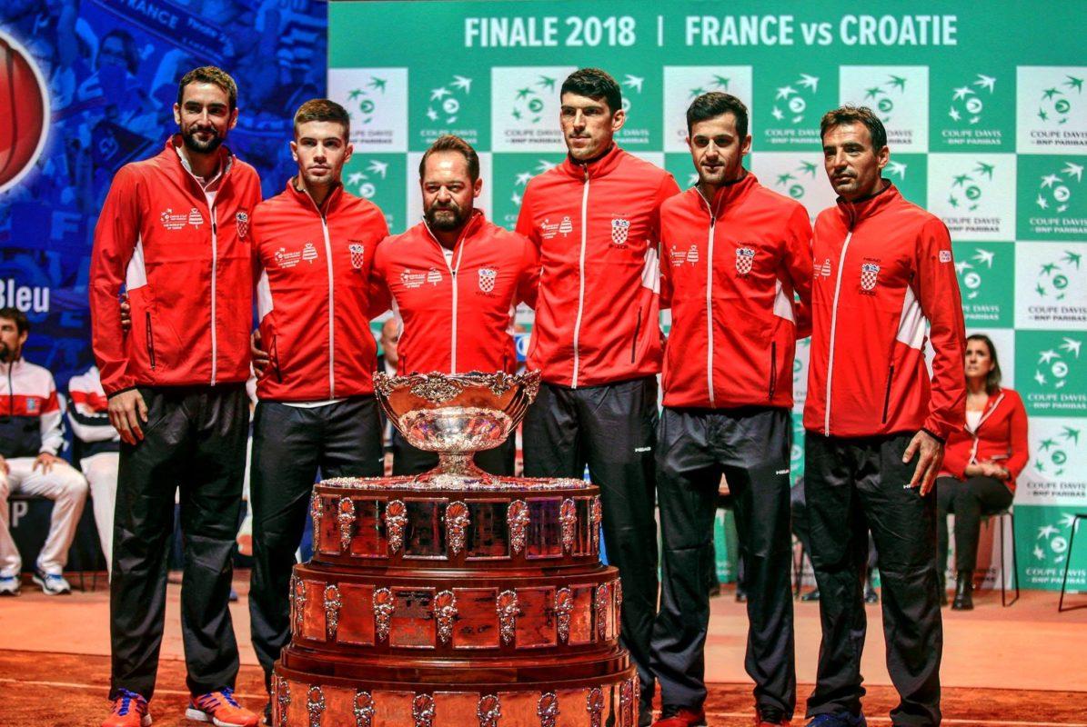 Hrvatska na korak do osvajanja Davis Cupa