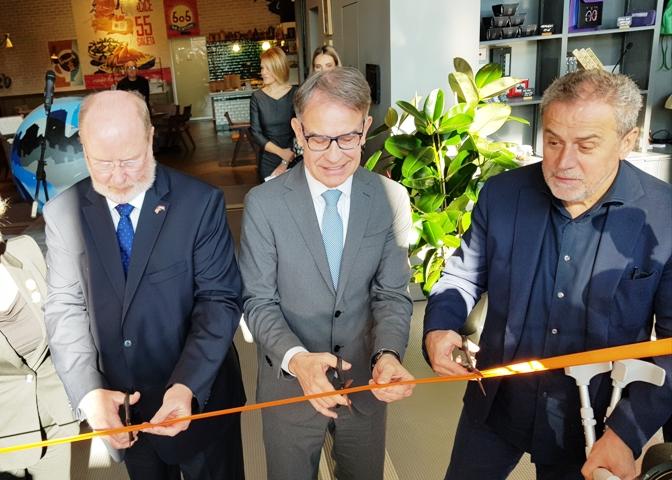 Ministar Cappelli na otvorenju hotela Canopy by Hilton u Zagrebu